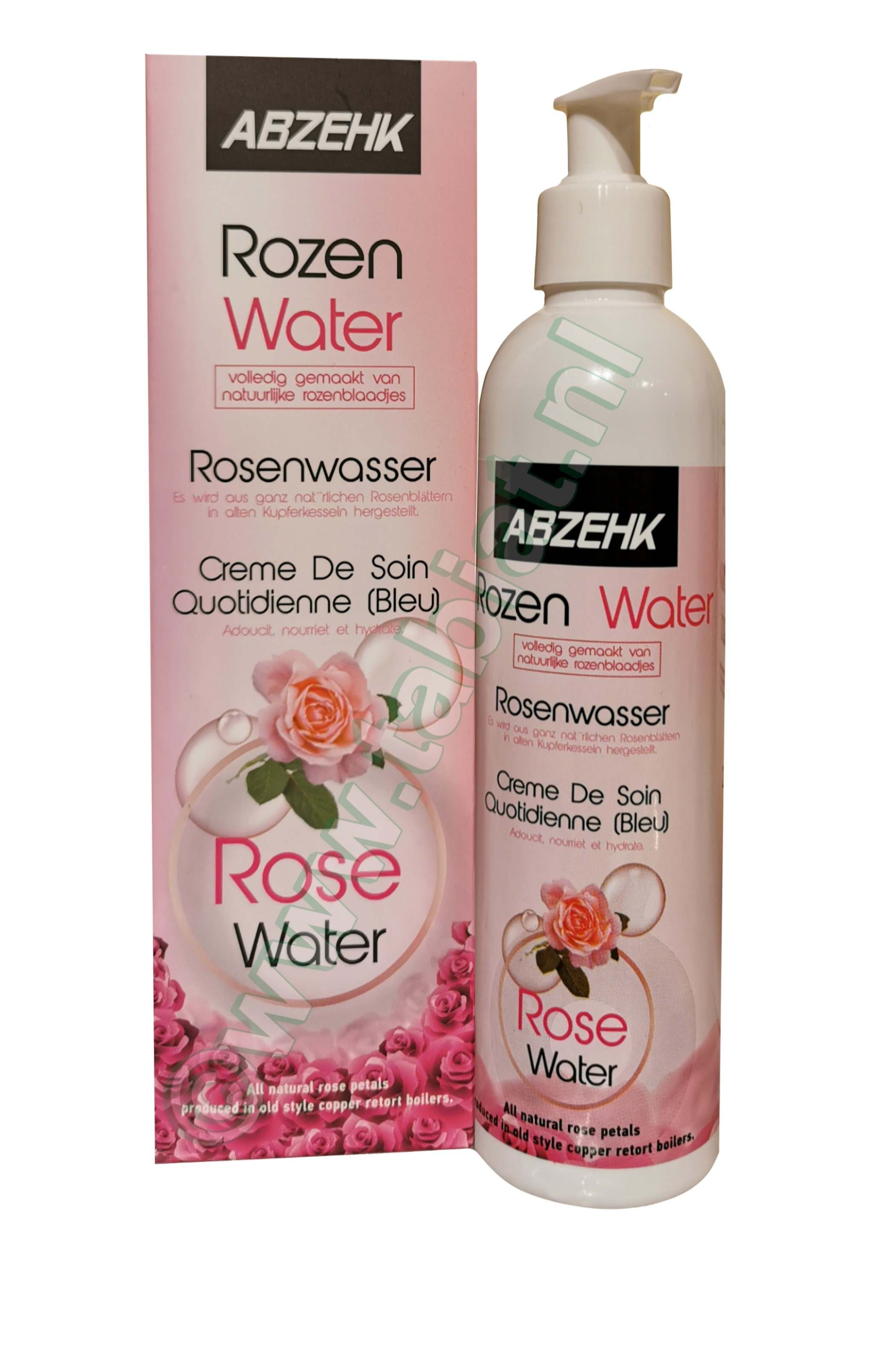 Abzehk Rose Water