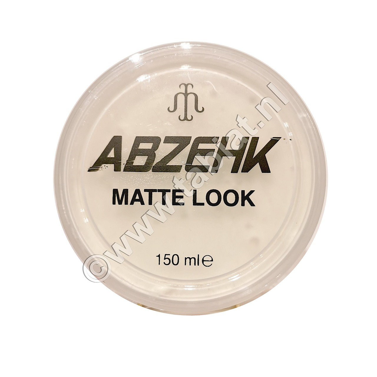 Abzehk Aqua Hair Wax Matte Look