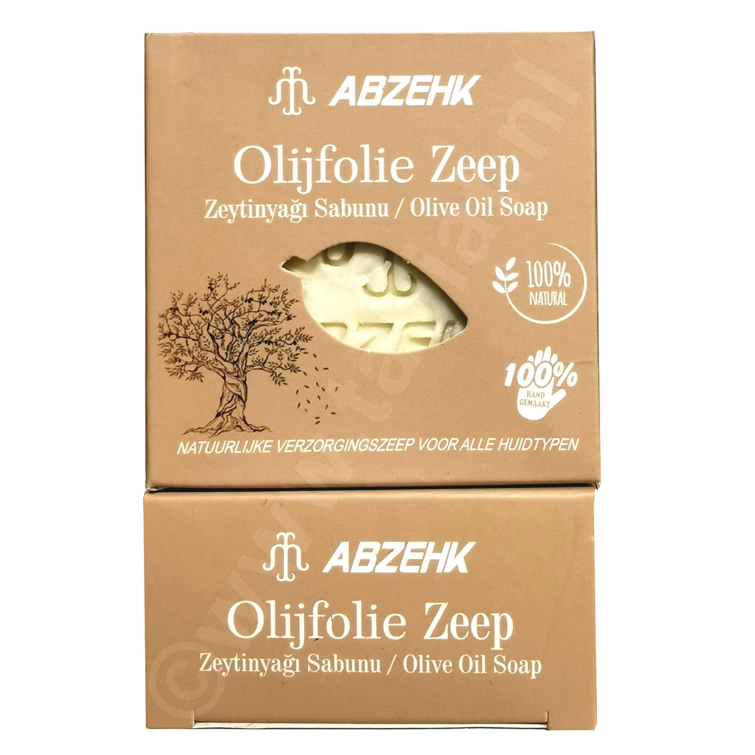 Abzehk Olive Oil Soap