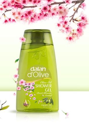 Dalan d Olive Shower Gel Magnolia