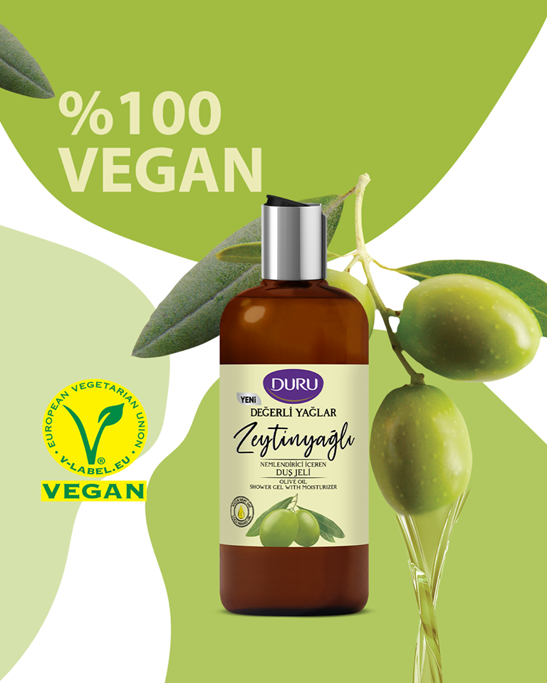 Duru Olive Oil Shower Gel