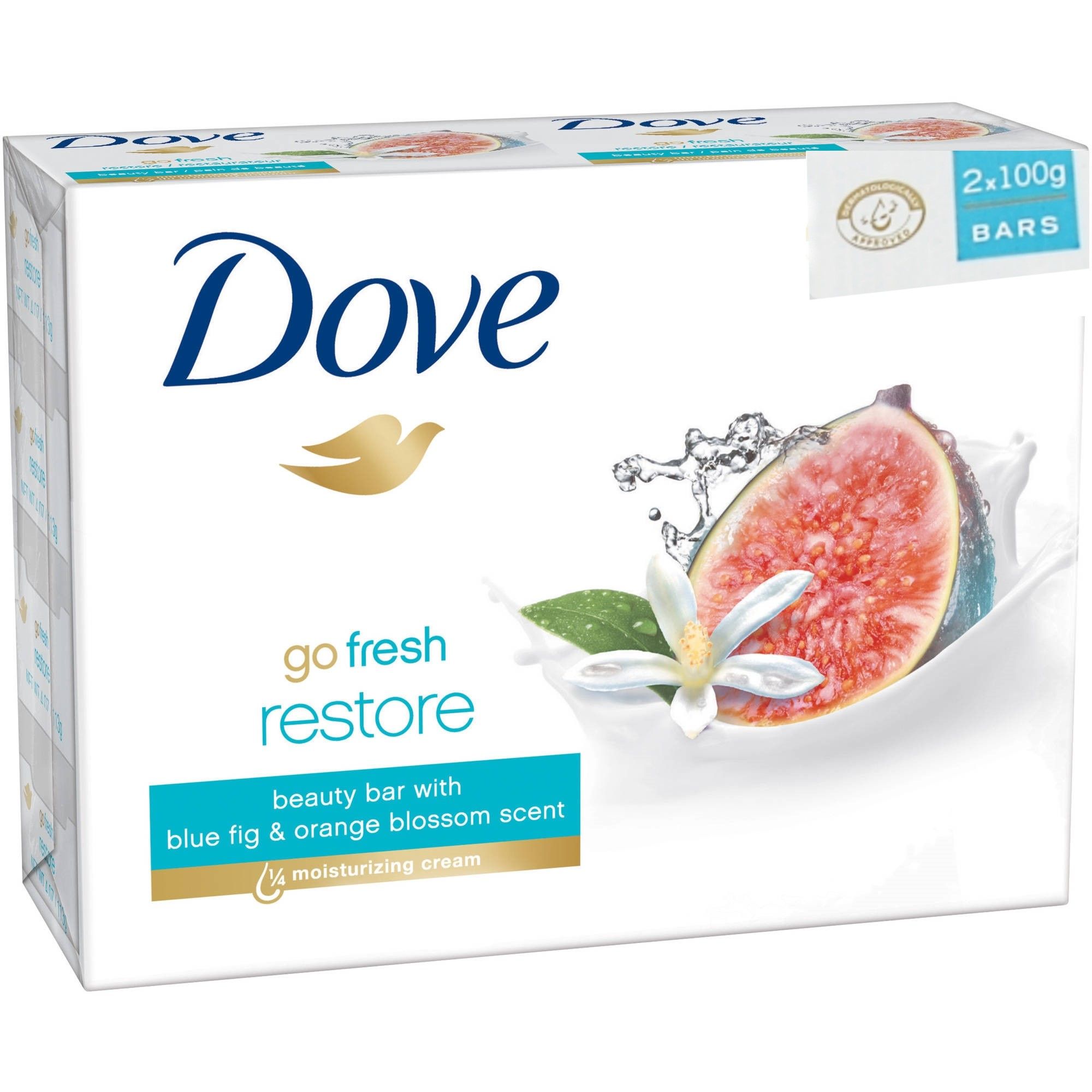 Dove Fig & Orange Blossom Soap