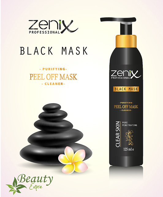 ZENIX Black Mask