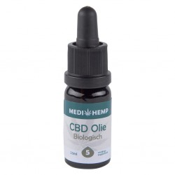 MediHemp CBD (Cannabidiol) Oil 5% BIO 10 of 30 ml