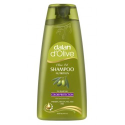 Dalan d'Olive Shampoo Color Protection