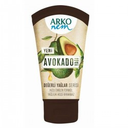 ARKO Nem Avocado Hand & Body & Face Cream 60ml