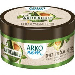 ARKO Nem Avocado Hand & Body & Face Cream 250ml