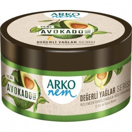 ARKO Nem Hand en Body Creme 250ml