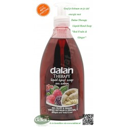 Dalan Therapy Red Fruits & Ginger Liquid Hand Soap 400ml